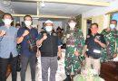 Aksi Berbagi Gus Yusuf Misbah di Panti Asuhan Binaan Korem 081/DSJ