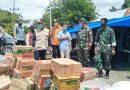 TNI dan Pemda Didistribusikan Secara Merata Bantuan Bencana Gempa di Sulawesi Barat