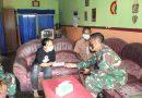 Wujud Kepedulian, Kodim 0806/Trenggalek Berikan Santunan Kepada Warga Kurang Mampu