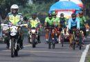 Ini Cara Kodim 0805/Ngawi Jaga Kebugaran Tubuh Di Tengah Pandemi Covid 19