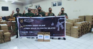 Alumni AAU 2006 Kirim Bantuan 1,8 Ton Untuk Korban Bencana Alam di Sulbar dan Kalsel