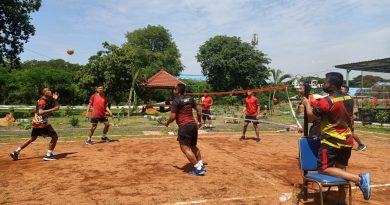 Fun Sport Yonranratfib 2 Marinir Pasmar 2