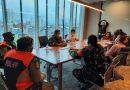Dandim Jakarta Pusat Berharap Perkantoran Patuh Dengan Aturan PSBB Ketat