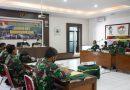 Tujuh Wilayahnya Zona Merah Covid-19, Danrem 081/DSJ Kumpulkan Para Dandim
