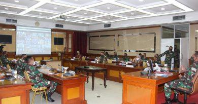 Kasal Saksikan Penandatangan Kontrak Bersama Lingkungan Korps Marinir