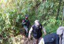 Pastikan Wilayah Perbatasan Indonesia-Malaysia Kondusif, Satgas Yonif 642 Bersama CIQ Patroli Bersama