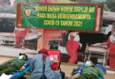 Kodim 0501/JP BS dan Yayasan Sri Sathya Sai Baba Gelar Aksi Donor Darah