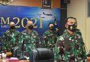 Dankormar Ikuti Rapim TNI AL 2021