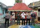 Dandim 0803/Madiun Bersama Kapolres Pastikan Kesiapan Kampung Tangguh.