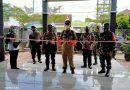 Danramil 0806/06 Gandusari Bersama Muspika Resmikan Kampung Tangguh