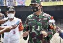 Optimalkan PPKM Skala Mikro Tiga Pilar Jakarta Pusat Gelar Apel Bersama Relawan RT Pengawas Prokes