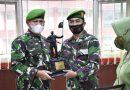 Dandim 0501/Jakarta Pusat Pimpin Korps Rapor Pindah Satuan Dan Unit Inteldim