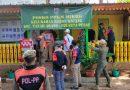 Tim Wasev Kodam Jaya Kunjungi Posko PPKM Mikro Tanah Abang