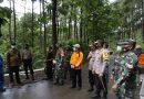 Dandim Ngawi Bersama Kapolres Tinjau Wilayah Yang Rawan Longsor