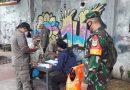 Tidak Benar Gunakan Masker 44 Warga Terjaring Operasi Yustisi Johar Baru