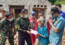 Rumah Jainem Roboh Diterjang Banjir, Danrem 081/DSJ Gandeng Pengusaha di Nganjuk Bangunkan Rumah Baru