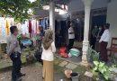 Babinsa Koramil 0806/01 Kota, Turut Dampingi Pemberian Sembako Kepada Keluarga Terkonfirmasi Covid-19