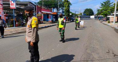Tekan Penyebaran Covid-19, TNI dan Polri Di Ngawi Terus Gelar Operasi Yustisi