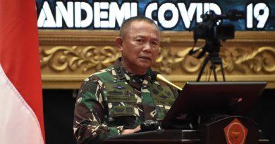 Kasum TNI Buka Rakorpers TNI  2021