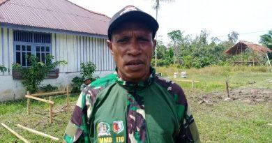 Tiga Kepala Kampung Distrik Kawagit Apresiasi Kinerja TMMD Ke-110 Kodim Boven Digoel
