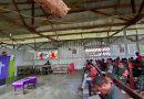 Anggota TMMD ke-110 Kodim Boven Digoel Ibadah Bersama Masyarakat Kampung Kawagit