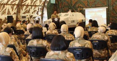 Selamat Hari Perempuan Internasional Bagi Wanita TNI Kontingen Garuda UNIFIL