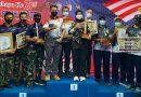 Petembak Kopassus Sabet Juara 1 Kejuaraan Tembak Danpuspomal CUP 2021