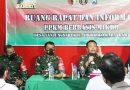 Dampingi Brigjen TNI Yoyok Bagus, Ini Pesan Danrem Kepada Masyarakat Ngawi