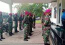 Wadan Menkav 2 Mar Pasmar 2 Sambut Kedatangan Prajurit Bintara dan Tamtama Remaja
