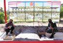 Panglima TNI Letakan Batu Pertama Pembangunan Mako Guspurla Koarmada I