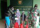 Koramil 06 CP Santuni Puluhan Anak Yatim Warga Binaan