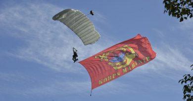 KASAL : Marinir Kuat Untuk Melindungi Negara Berdaulat, Marinir Hebat Karena Didukung Rakyat