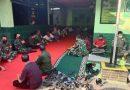Koramil 05/ Tanah Abang Santuni Anak Yatim Dalam Rangka Sambut Ramadhan