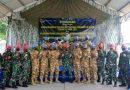 Kenaikan Pangkat Dan Pelepasan Purna Tugas Serta Penyambutan Prajurit Satgas Luar Negeri Yon Ranratfib 2 Mar Pasmar 2