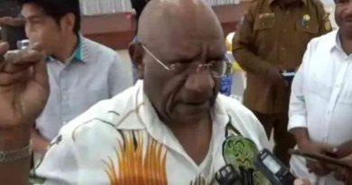 Wagub Klemen Tinal : Pelaku Penembakan Guru di Papua, Biadab!