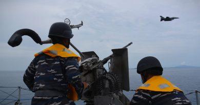 Interoperability TNI AL dan TNI AU, Hancurkan Armada Laut Lawan