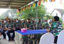 Komandan Resimen Kavaleri 2 Marinir Lepas Perwira Terbaiknya Guna Menempati Jabatan Baru