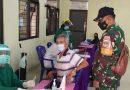 Serda Nurudin Bersama Tiga Pilar Kawal Vaksinasi Lansia