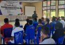 Babinsa Koramil 1708-01/Biak Kota Berikan Pembekalan Materi Kedisiplinan pada  Peserta Pelatihan Berbasis Kompetensi