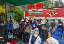 Koramil 02/Sawah Besar Ikuti Louncing Jayakarya Benteng Pancasila