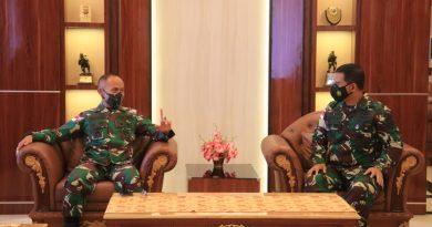 Tingkatkan Sinergitas TNI di Wilayah Papua, Kodam Cenderawasih Jalin Kerjasama Dengan Koops TNI AU III