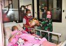 Danrem 081/DSJ Tinjau Dampak dan Korban Gempa di Blitar