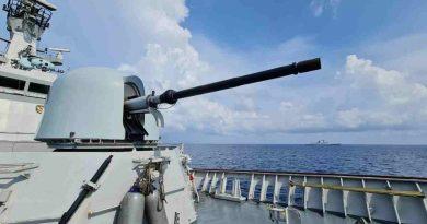 Kerahkan KRI Usman Harun dan Halasan, TNI AL Gelar Latihan Bersama Angkatan Laut Tiongkok