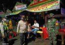 Cegah Tawuran Koramil 03/ Senen dan Polsek Senen Gelar Patroli Saur on the Road