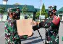 Serahkan Bingkisan dari Pangdam, Danrem 081/DSJ Himbau Anggotanya Patuhi Larangan Mudik