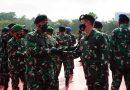 Aspotwil Kas Kogabwilhan II resmi menyandang Pangkat Pati Bintang 1