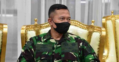 Mantan Kadispen Kormar Era 2013-2016 Sandang Pangkat Bintang