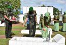 Hormati Jasa Pahlawan, Korem 174 Merauke Laksanakan  Ziarah Rombongan Dalam Rangka HUT Ke-58 Kodam XVII/Cenderawasih