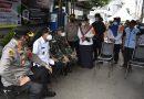 Pejabat Tiga Pilar Jakarta Pusat Kunjungi Zona Kuning Rawan Covid 19 Johar Baru