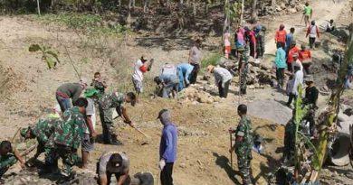 Jelang TMMD ke-111, Kapenrem 081/DSJ Ingatkan Pentingnya Kemanunggalan TNI-Rakyat